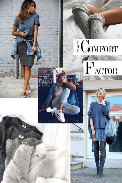 the comfort factor