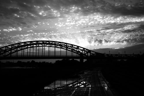 Asahibashi-Bridge, Asahikawa on SEP 01, 2016 (11)