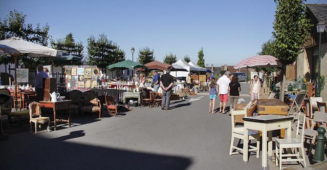 Bellême Brocante Market