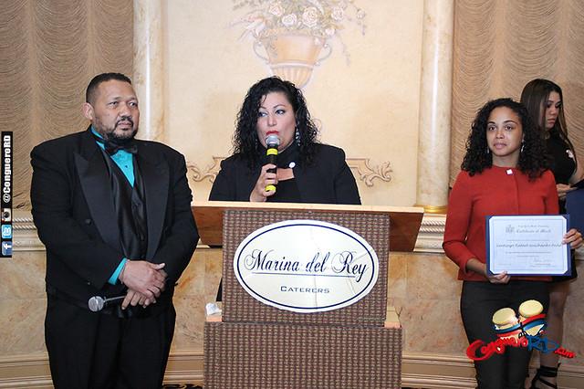 Gala Del 27 Aniversario De La Gran Parada Dominicana Del Bronx (Marina DelRey)