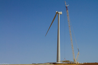 Building a wind turbine | by Tom Raftery