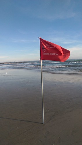 Red Flag Kuta Beach Bali