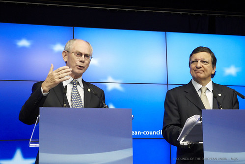 Press Conference | by Herman Van Rompuy