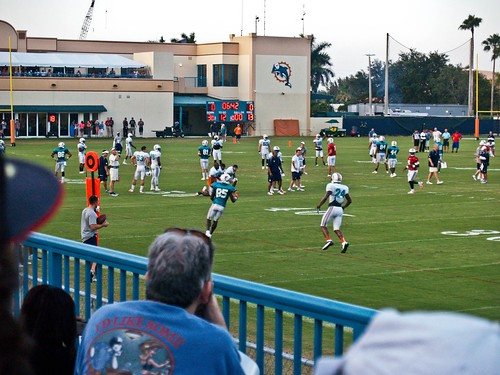 2012 Miami Dolphins Training Camp | by Aaron Whitaker