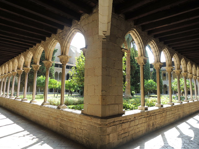 Qué hacer y ver en Barcelona - Monasterio de Santa María de Pedralbes