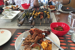 Bangalore - Barbeque Nation grill