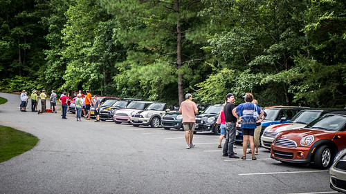 Minis at Table Rock