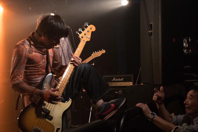 THE NICE live at 獅子王, Tokyo, 15 Sep 2016 -1010235