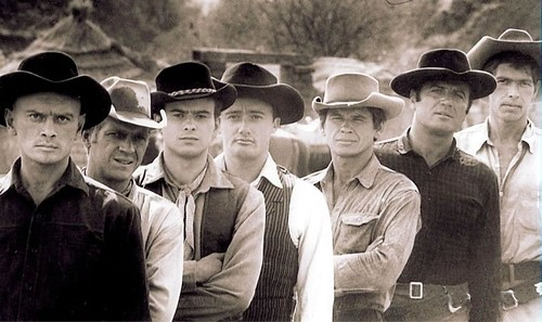 The Magnificent Seven - 1960 - Cast - 3