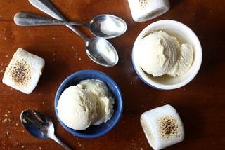 Toasted Marshmallow Ice Cream | by Completely Delicious