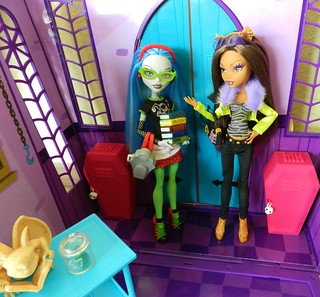 Monster High 1 | by Laila X