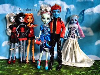 Monster High Threadarella | by Nataloons™