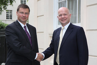 Prime Minister of the Republic of Latvia | by Foreign and Commonwealth Office