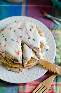 Birthday Cake Pancakes 3 | by Seeded at the Table