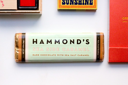 Hammond's chocolate bar | by youaremyfave
