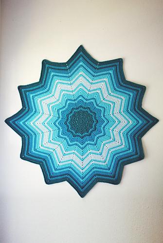 Crochet: Study in Blue, full