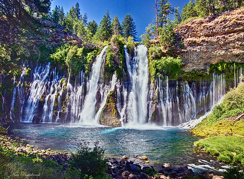 Burney Falls  DSC08315 | by Ken Hornbrook - inspirationalphotoimages.com