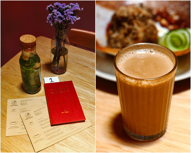 Hoppers Cafe Pudu Coffee Gula Melaka