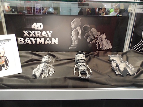 4D XXRAY BATMAN 2
