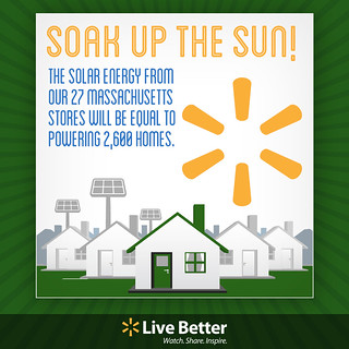 Soak up the sun! | by Walmart Corporate