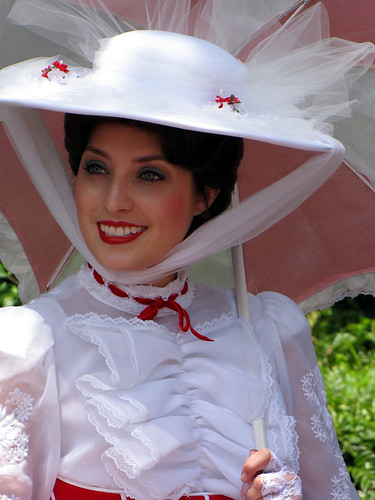 Mary Poppins | by disneylori
