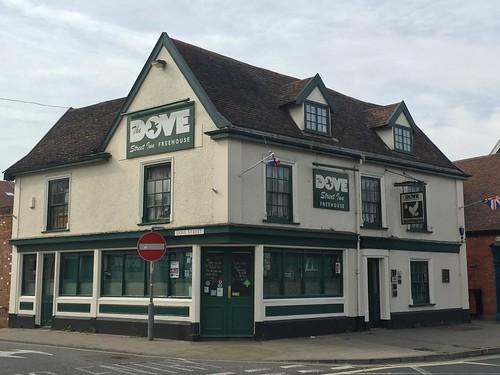 The Dove Street Inn, Ipswich