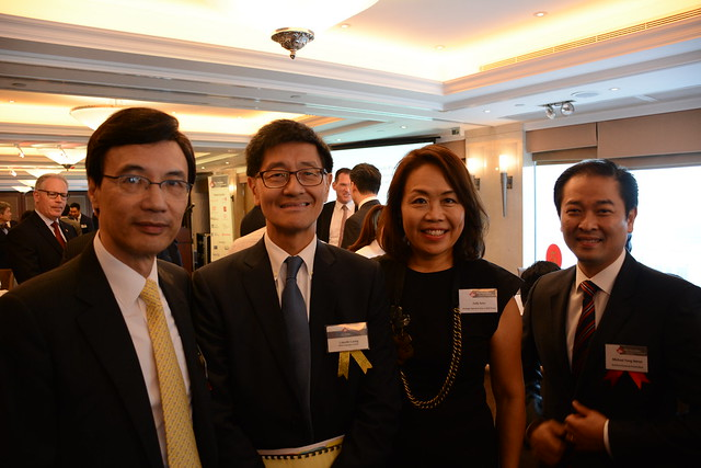 Strategic Executive Search Presents: Luncheon Event with Mr. Lincoln Leung, CEO of MTR Corporation