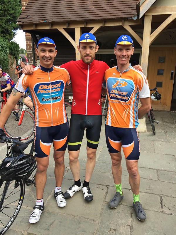Club Hill Climb Trio 2016