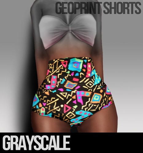 New From Grayscale | by Kira Lee - (Vida.Lyric) . . Blogger ♥