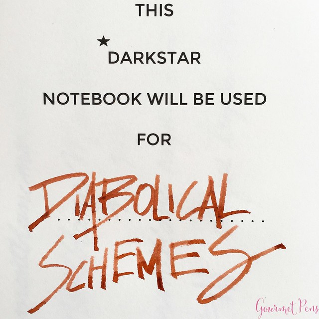 Review Darkstar Collections A5 Notebook Original & A5 MK3 Notebook 22