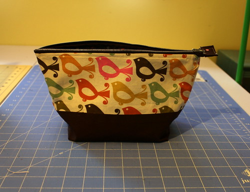 open wide zipper pouch | by oliversfancy