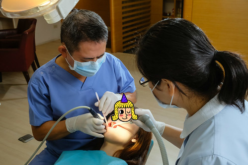 我在台南佳美牙醫的初診體驗,洗牙溫柔又細心喔 (1)