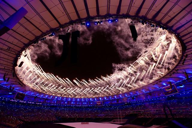 Opening ceremony Paralympics Rio 2016
