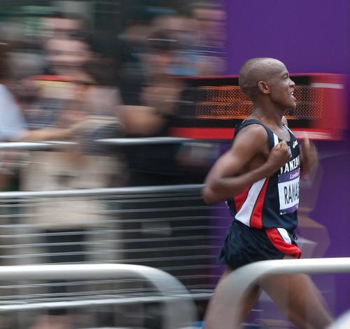 Olympic marathon mens 2012