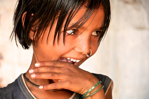 the happy gujar girl | by handheld-films