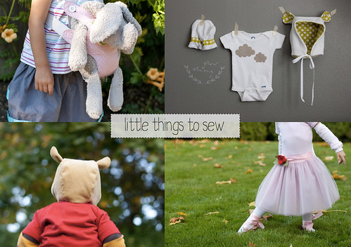 little things to sew | by skirt_as_top