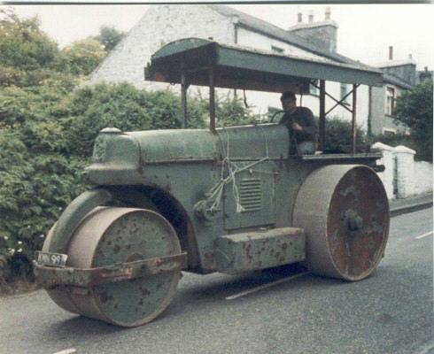 "Aveling Barford Steam Road Roller AH363 ""Terras""   This ...  Road Roller Aveling"