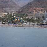 """Playa de Taurito.Fotos Aéreas """"Costa turística de Mogán"""" Gran Canaria Islas Canarias"""