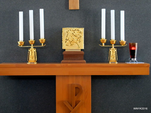 Altar & Tabernacle