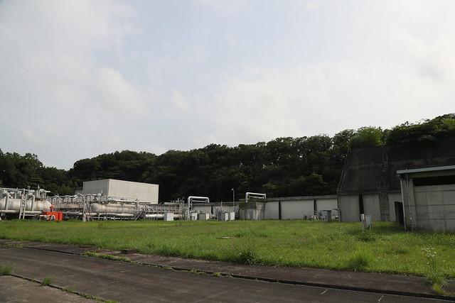 角田試験場報道公開_高空燃焼試験設備_3397