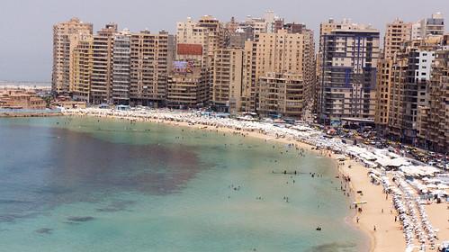 Sidi Bishr in Alexandria