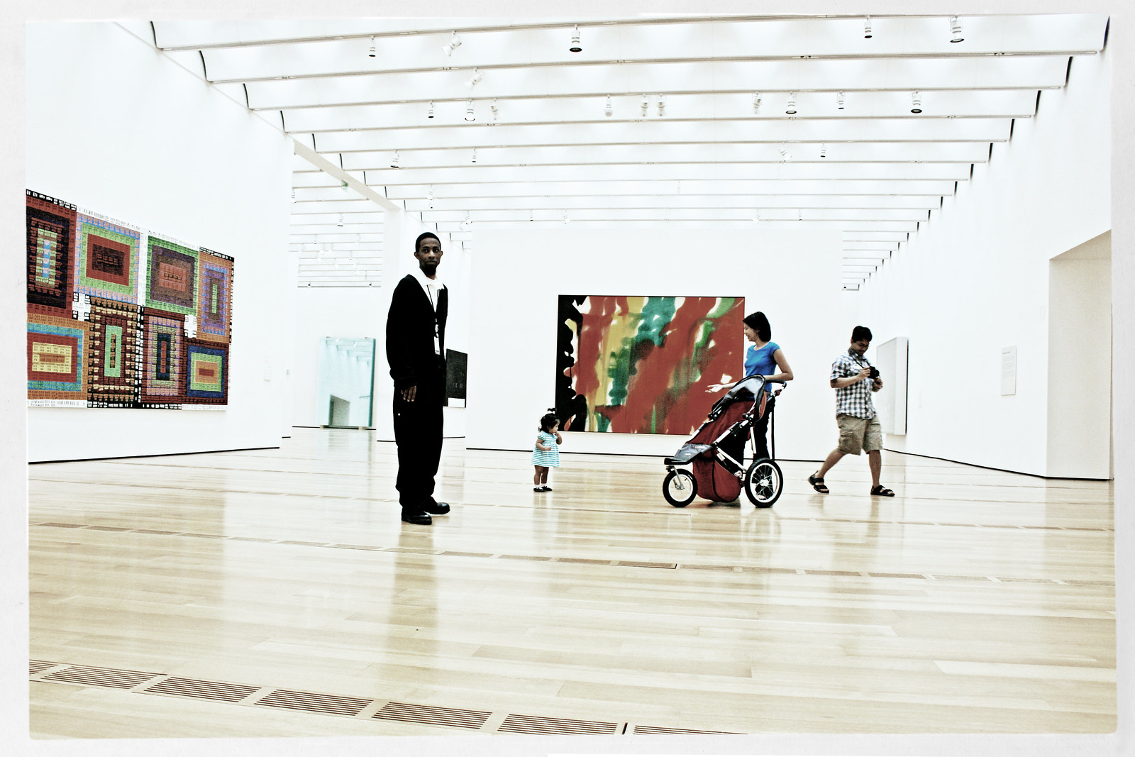 The High Museum, Stroller 1