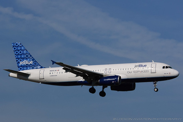 7-Mar-2012 JFK N655JB A320-232 (cn 3072) / JetBlue Airways
