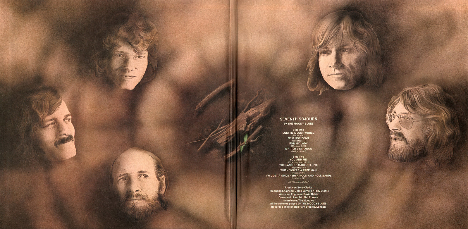 The Moody Blues - Seventh Sojourn