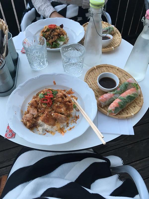 saturday, vietnamese food, helsingborg