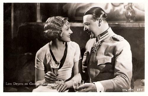 Lien Deyers and Georg Alexander in  Ist mein Mann nicht fabelhaft? (1933)