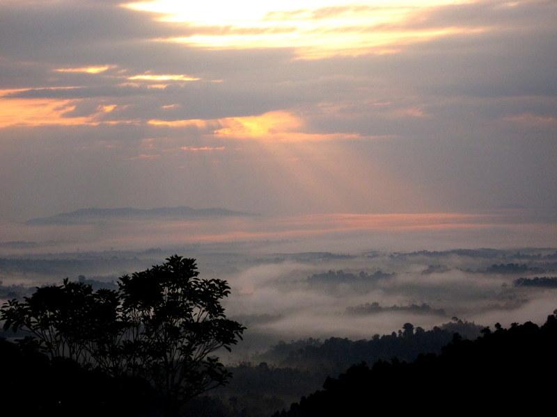 Bukit Panorama, Sungai Lembing - 08 hidden sun