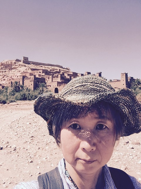 iphone photo 845: Ait Ben Haddou (Morocco), 11 Aug 2016