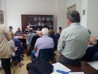 """""""Percorsi"""" a colloquio con il direttore del DSM Pescara - luglio 2016"""