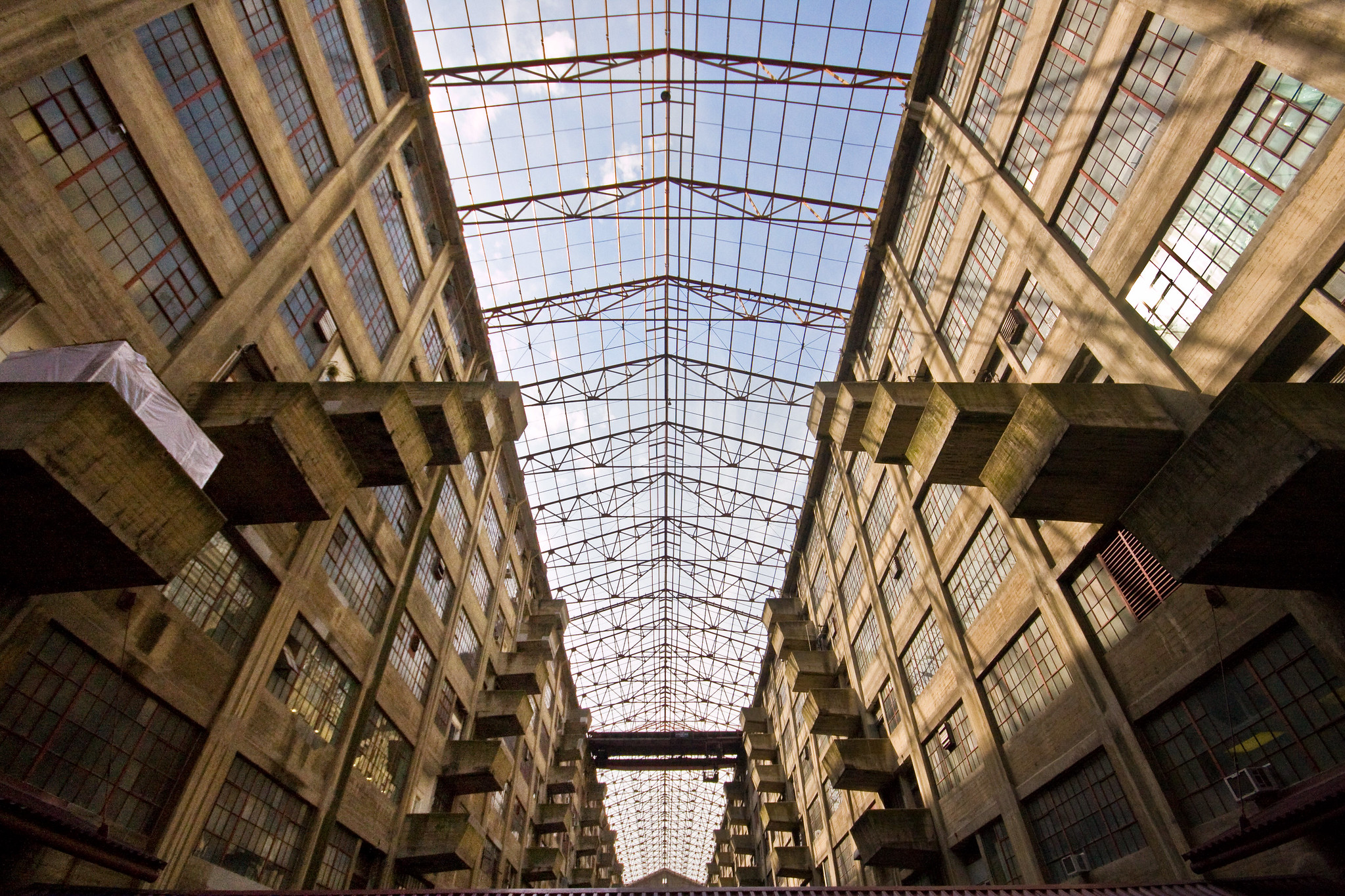 OHNY Weekend: Brooklyn Army Terminal